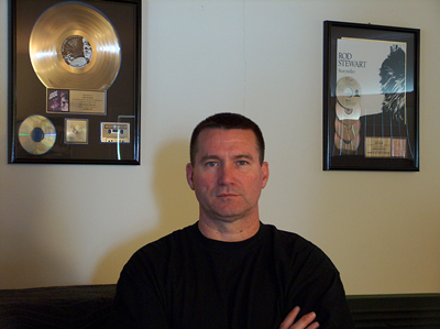 Composer Larry Seymour '07